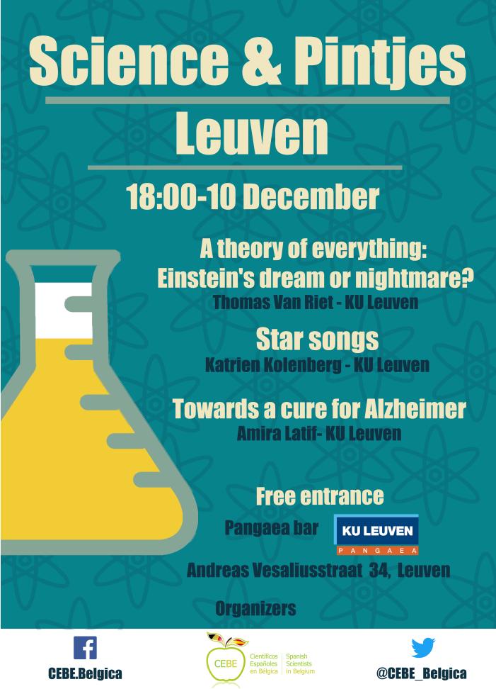 Science&Pintjes - 10 December 2016