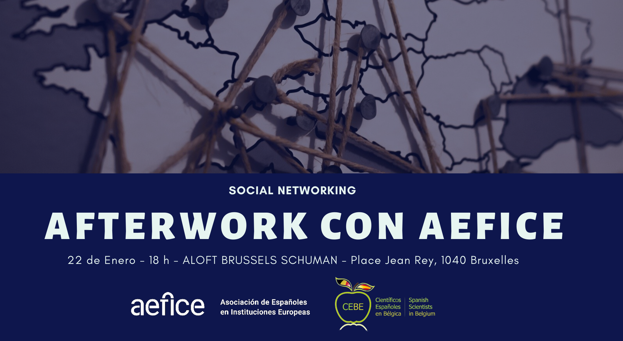 Afterwork with AEFICE
