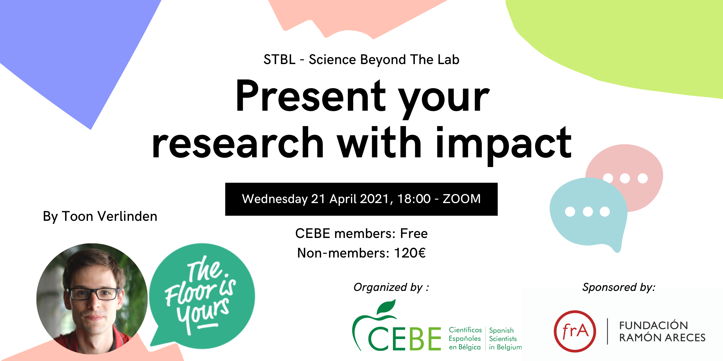 Present your research with impact