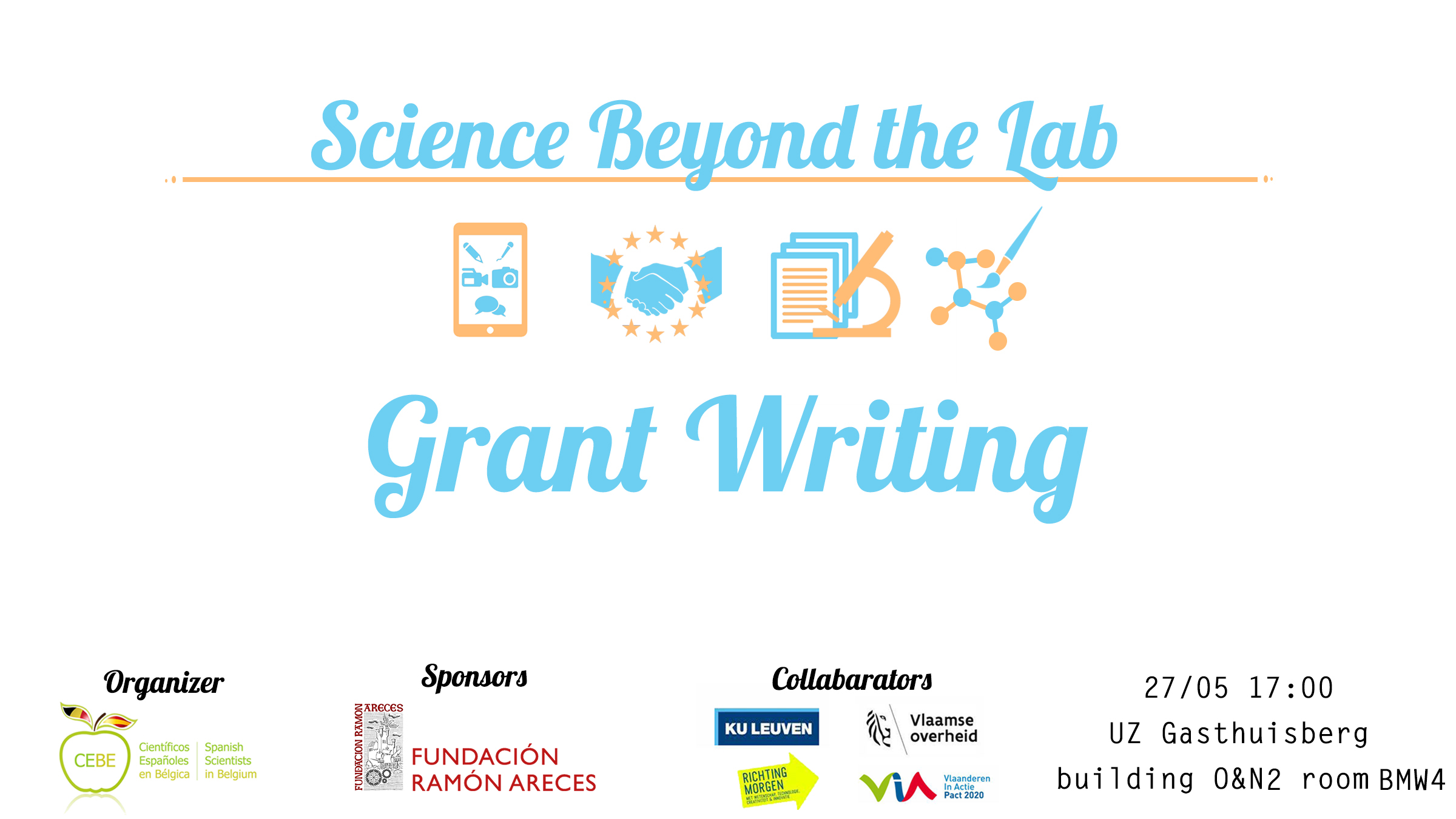 Science Beyond The Lab: Tips and tricks for a successful research grant proposal