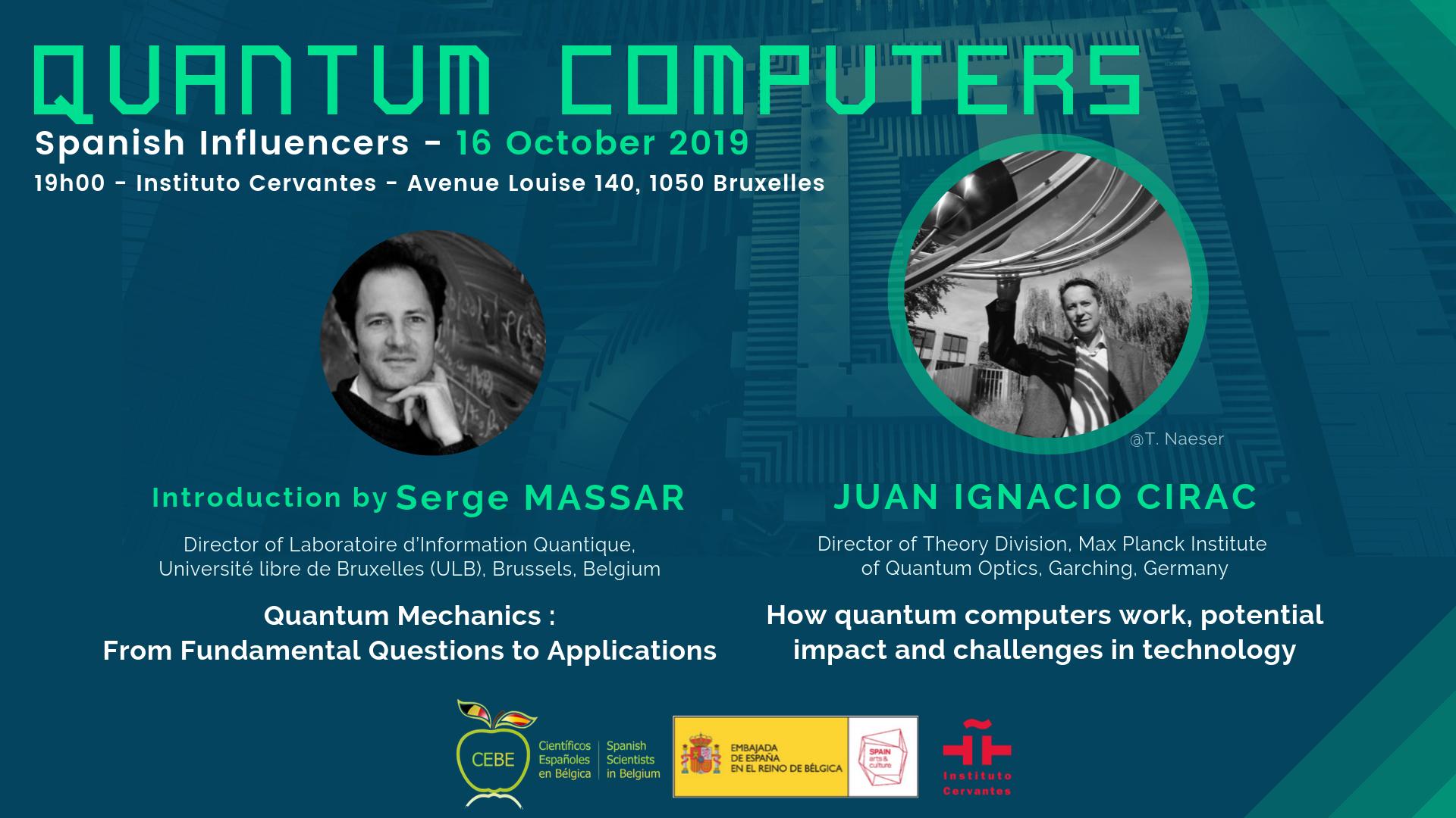 Quantum Computers, by Ignacio Cirac