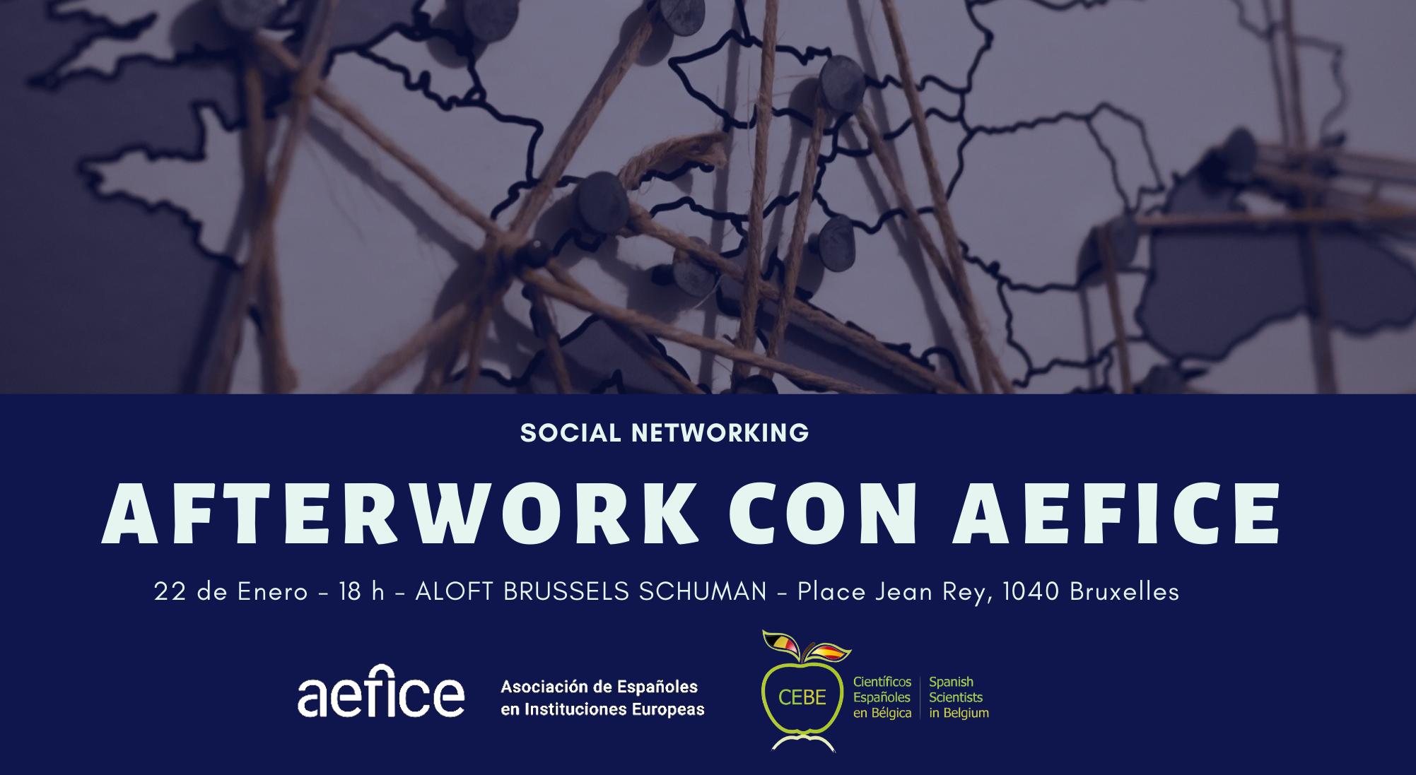 Afterwork con AEFICE